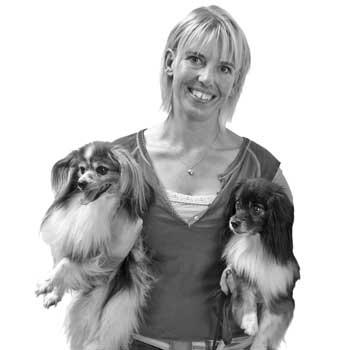 Eva Bertilsson  - Foto: agilityrightfromthestart.com